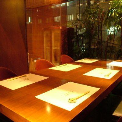 表参道駅近くのSuginoko青山は個室で食事が楽しめます