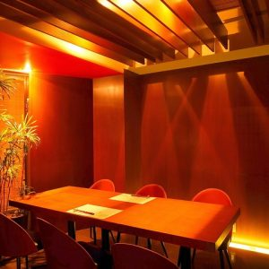 Suginoko青山の各種お集りに最適な個室空間